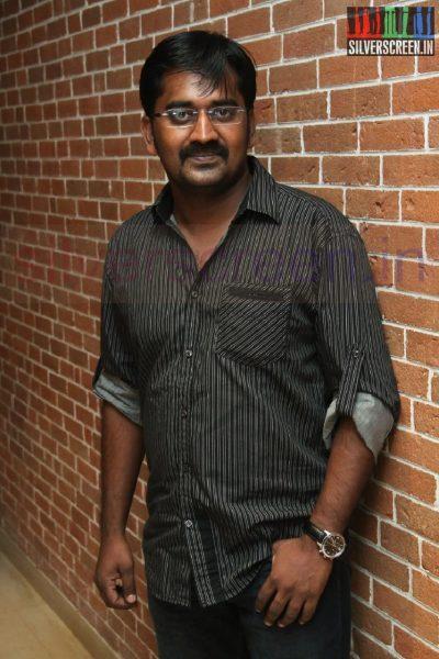 Actor Karunakaran at Kappal Dinner with Stars Contest Stills