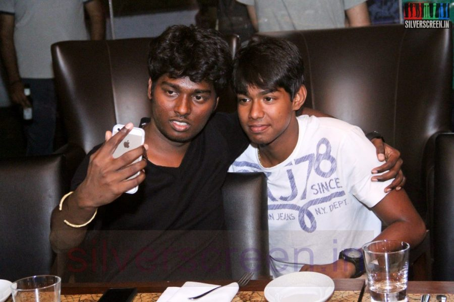 Director Atlee at Kappal Dinner with Stars Contest Stills