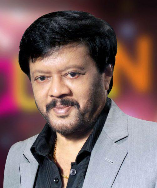 Actor Thiyagarajan in Saahasam Movie Shooting Spot Stills