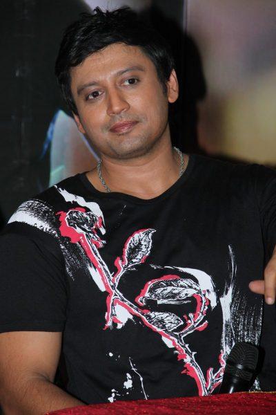 Actor Prashanth in Saahasam Movie Press Meet Stills