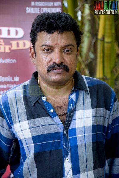 Director Badri at the Aadama Jaichomada Movie Press Meet