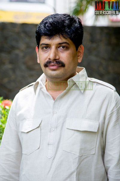 Producer Sudhir Jain at the Aadama Jaichomada Movie Press Meet