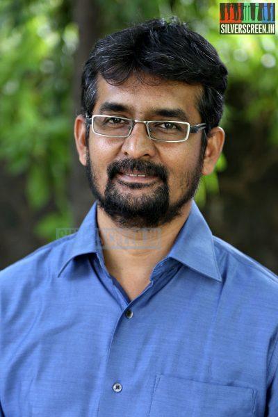 Cinematographer Dwarakanath at the Aadama Jaichomada Movie Press Meet