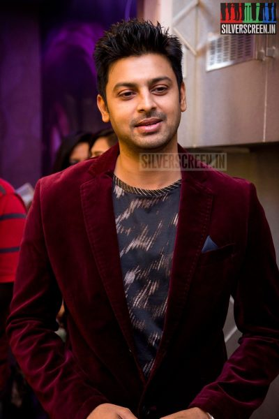 Actor Srikanth at the Toni and Guy Essensuals Launch in Valasaravakkam