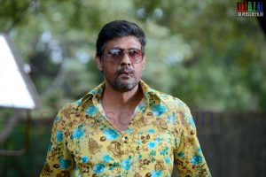 Actor Sampath Raj in Burma Movie Stills