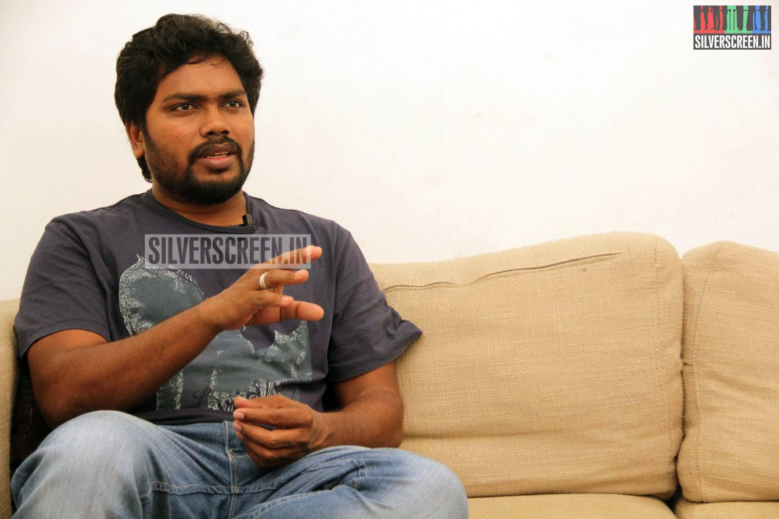 Director Pa Ranjith Photos   Silverscreen.in