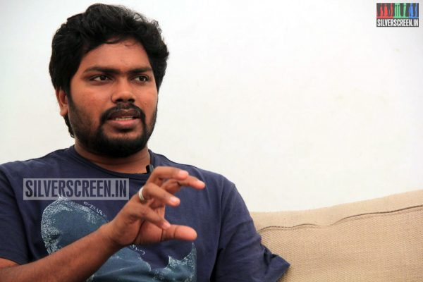 Director Pa Ranjith Photos
