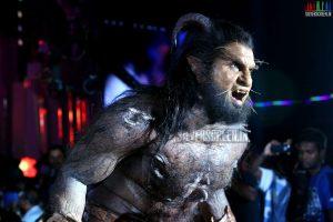 Actor Vikram at the I aka Ai Movie Audio Launch Stills