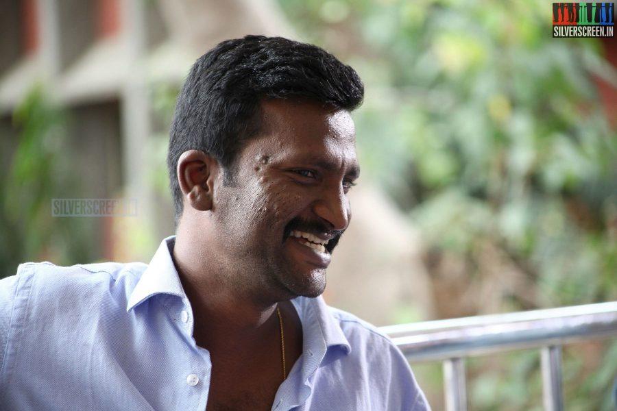 Director Suseenthiran in Jeeva Movie Stills