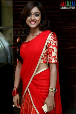 Actress Vithika Sheru at Mahabalipuram Movie Audio Launch