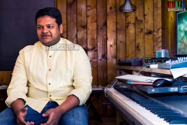On A High Note Music Director Ghibran Interview