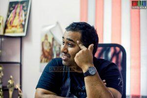 Producer CV Kumar Exclusive Photos for Silverscreen
