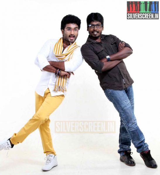 Actor Prabha and Kadhal Sukumar in Thiruttu VCD Movie Stills