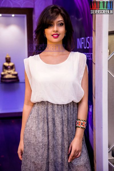 Models at Toni and Guy Essensuals Launch in Valasaravakkam