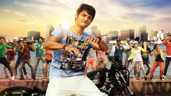 Jeeva in a still from the movie Yaan