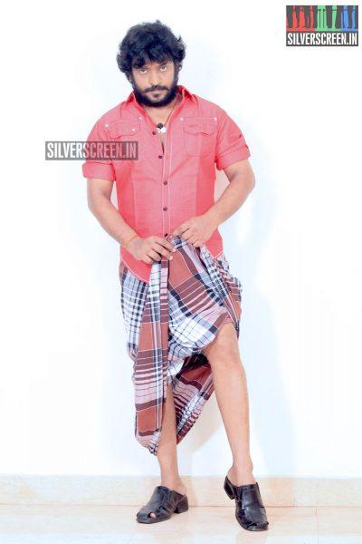 Actor Vinayak Raj Stills