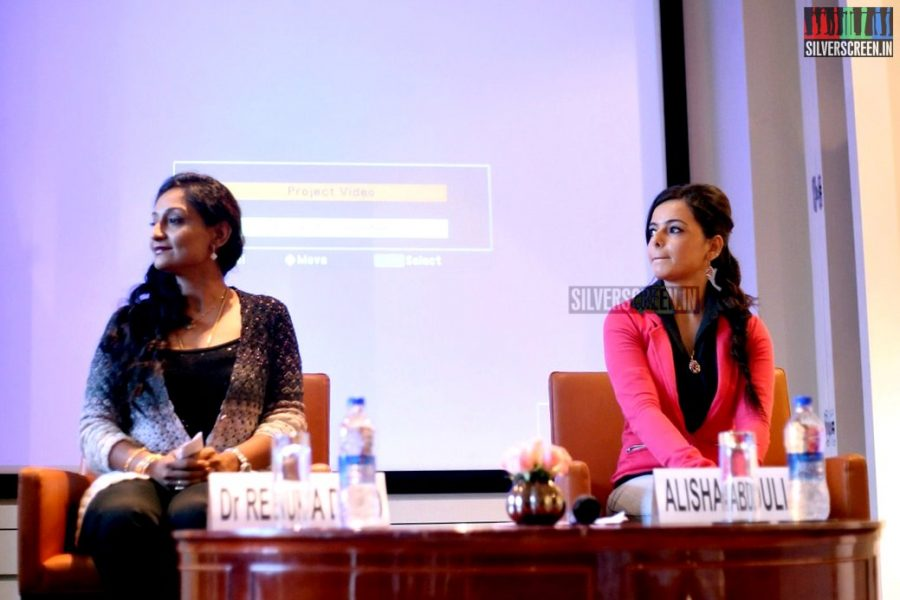Photos from the Launch of Alisha Abdullah Racing Academy for Women