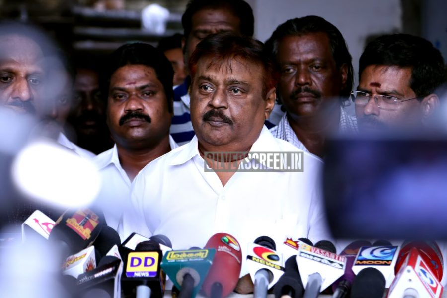 Bank To Auction Vijayakanth And Premalatha's Properties Due