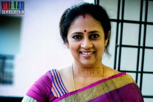 Actor Director Lakshmy Ramakrishna Exclusive Photoshoot for Silverscreen