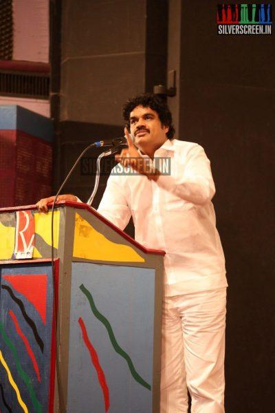 En Vazhi Thani Vazhi Press Meet Photos