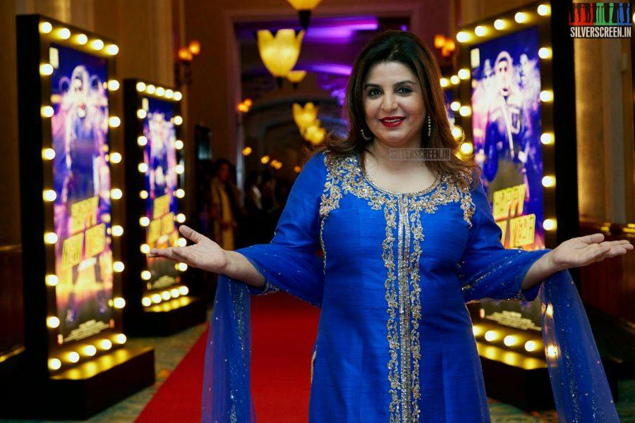 Happy New Year Dubai World Premiere Stills