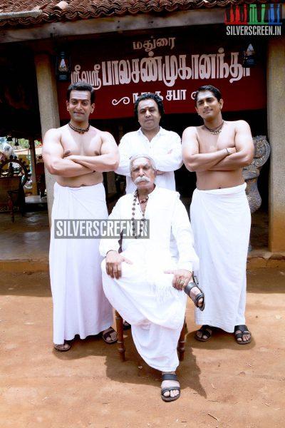 Kaaviya Thalaivan Movie Stills