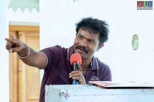Poojai Movie Working Stills