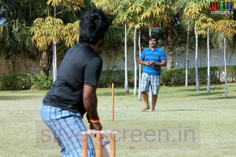 Actor Jeeva in 1 Pandhu 4 Run 1 Wicket Movie Stills