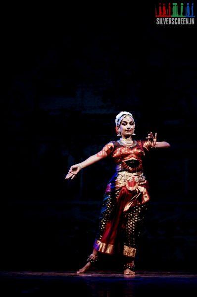 at Antaram Classical Dance Event