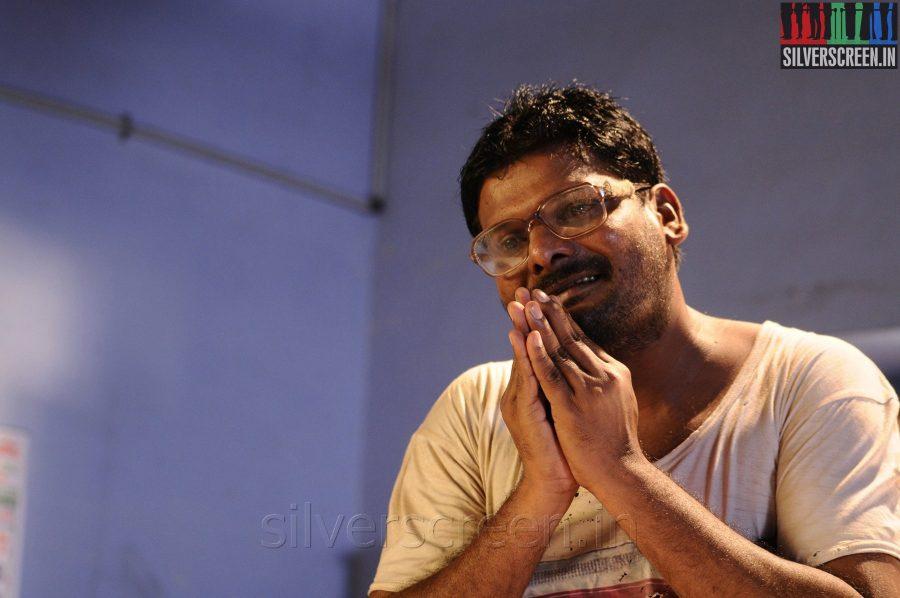Ganja Karuppu in the Appuchi Gramam Movie Stills