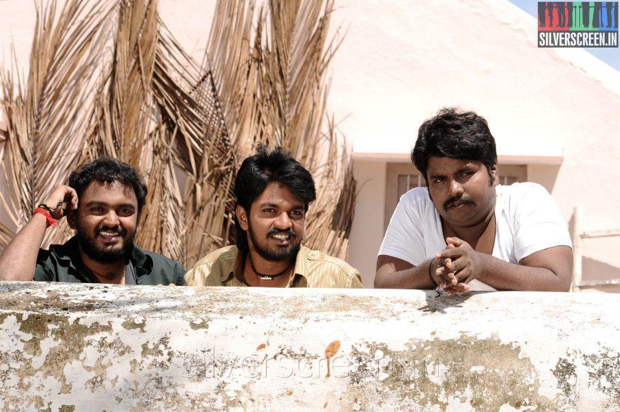 Actor Praveen Kumar in the Appuchi Gramam Movie Stills