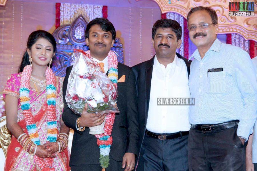 Celebrities attend TV Executive Family Wedding Stills