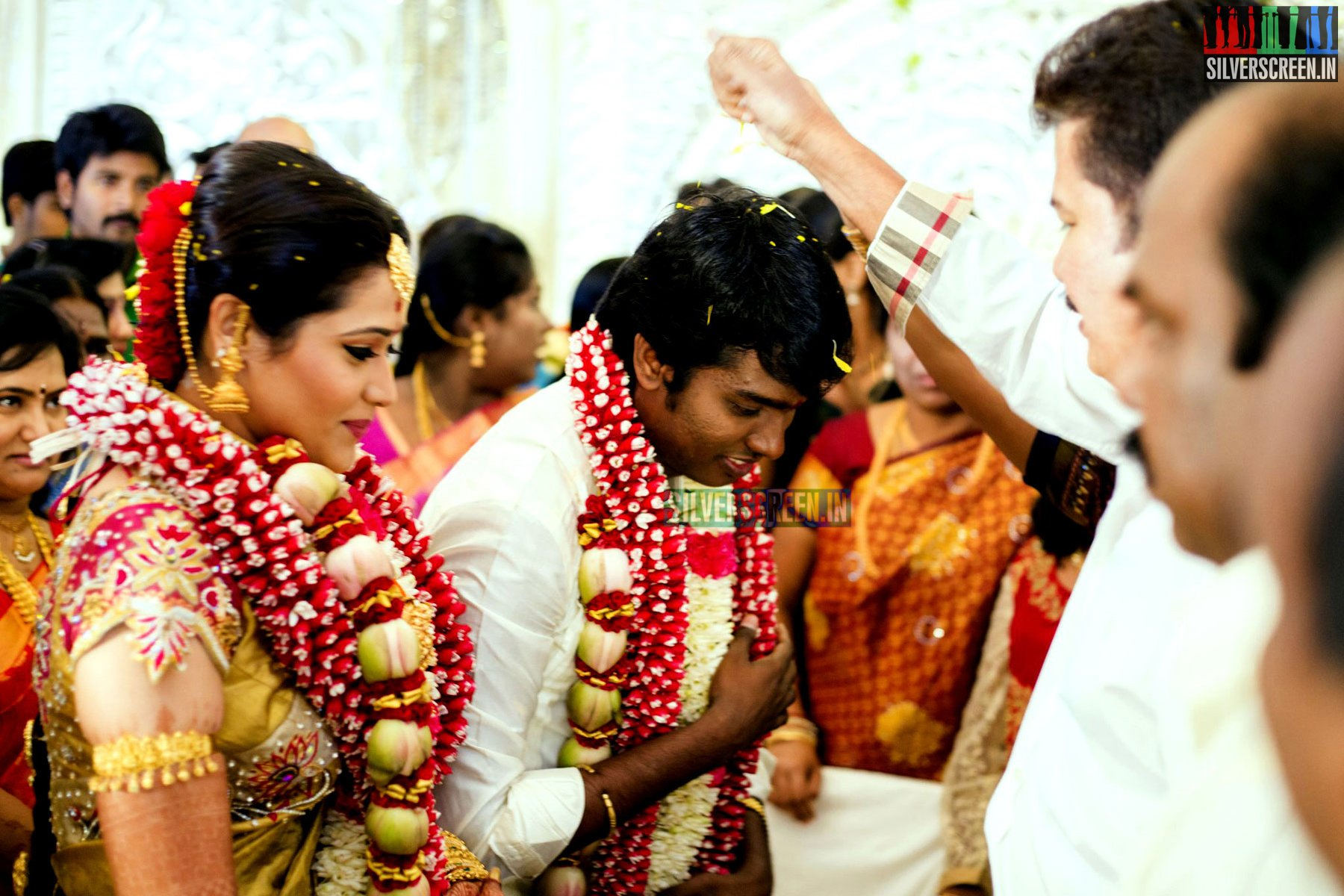 Director Atlee Priya Wedding Photos