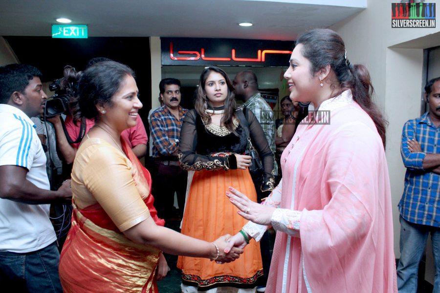 Nerungi Vaa Muthamidathe Premiere Show Stills
