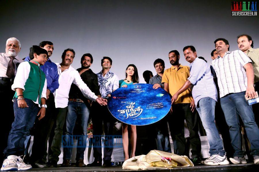 Om Shanthi Om Audio Launch Event Photos
