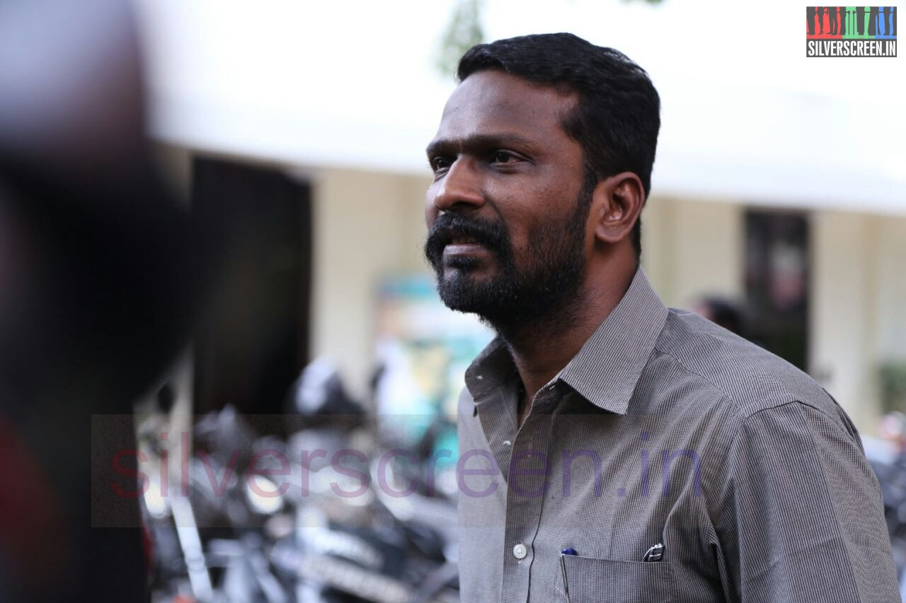 vetrimaaran visaranai press meet the