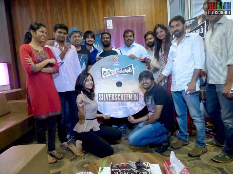 Tamilukku En Ondrai Aluthavum Audio Launch Stills