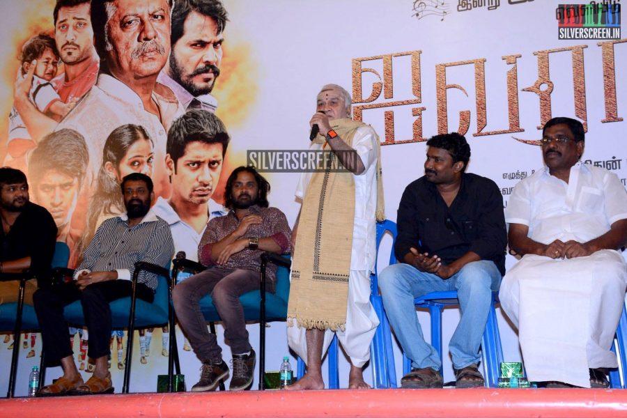 Aivaraatam Audio Launch