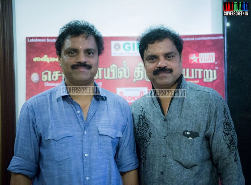 Chennaiyil Thiruvaiyaru 2014 Press Meet