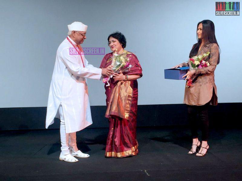 Kochadaiyaan Screening at IFFI 2014