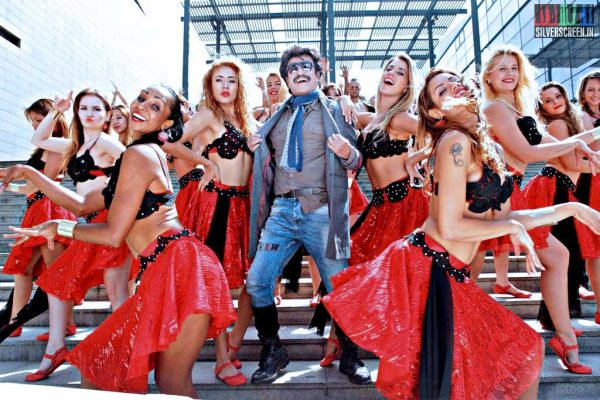 Rajinikanth Lingaa Movie Stills