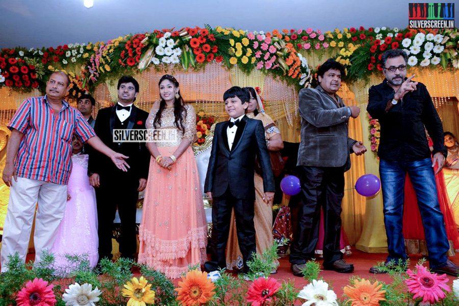 Mansoor Ali Khan Daughter Reception