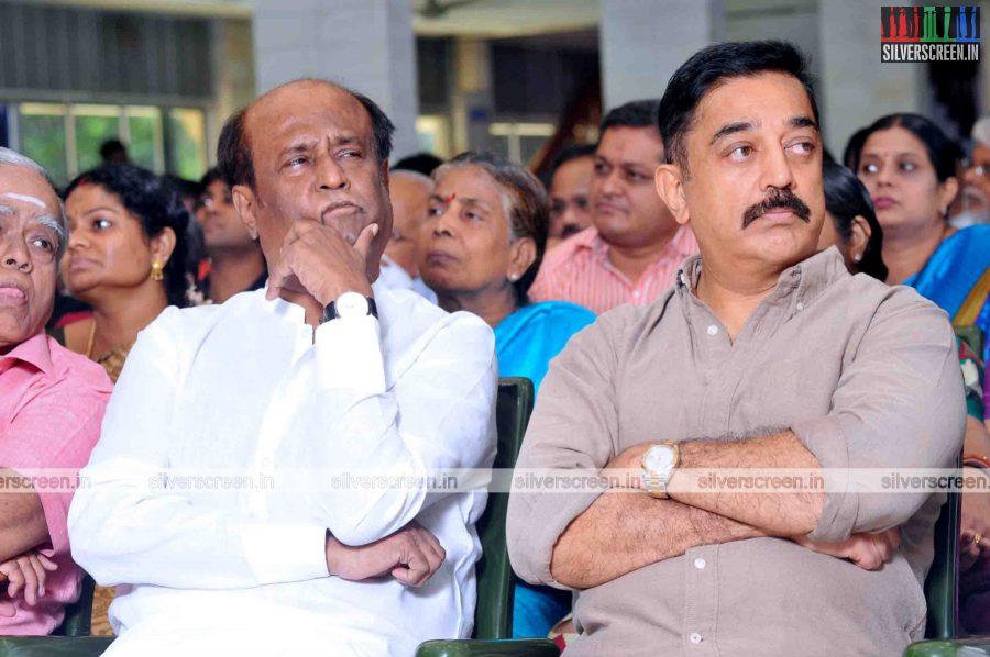 Kamal Haasan, Rajinikanth, Politics