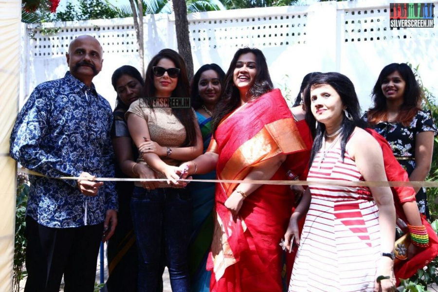 Inauguration of Style Centre