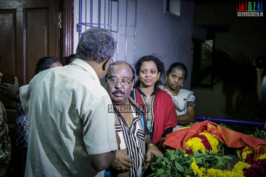 Celebrities Pay Homage to RC Sakthi Photos