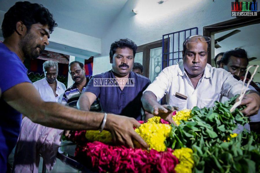 Celebrities Pay Homage to RC Sakthi Photos