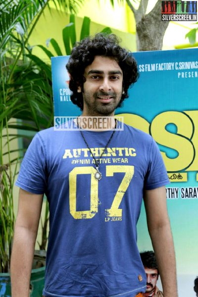 Actor Narayan at Charles Shafiq Karthiga (CSK) Movie Audio Launch Photos