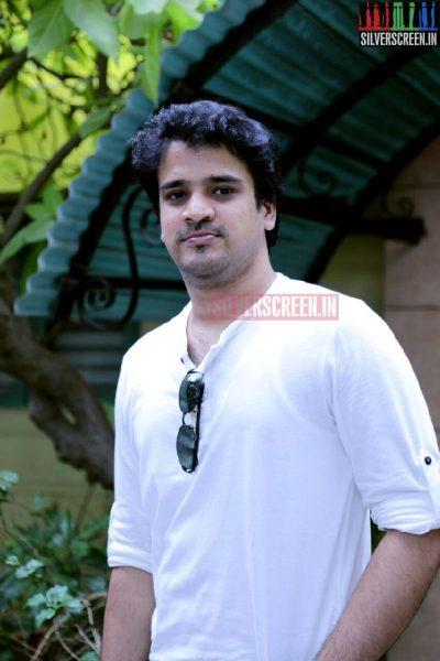 Actor Mishal at Charles Shafiq Karthiga (CSK) Movie Audio Launch Photos