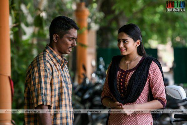 in Enakkul Oruvan Movie Stills