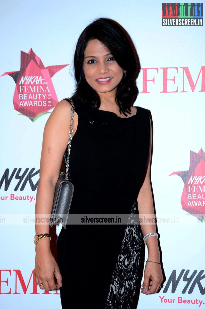 femina beauty awards 2015 red carpet photos silverscreen in